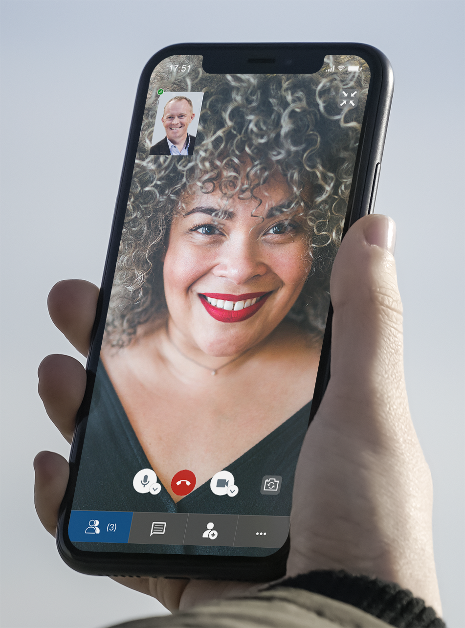 one touch brands video chat